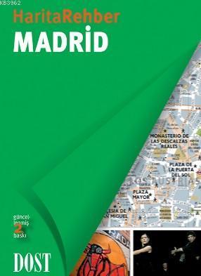 Madrid - Harita Rehber