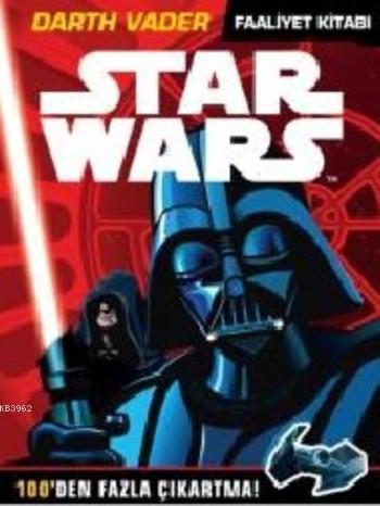 Disney Starwars Darth Vader Faaliyet Kitabı; 100'den Fazla Çıkartma