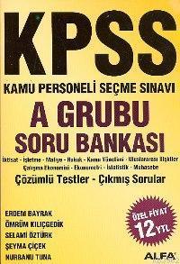 KPSS A Grubu Soru Bankası