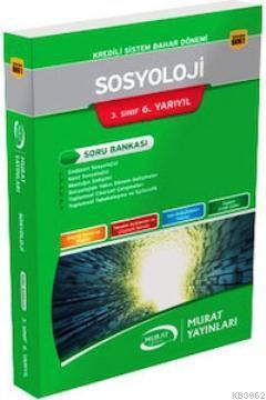 3. Sınıf Sosyoloji Soru Bankası (Kod 6061)
