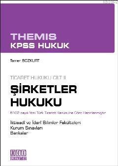 THEMIS  KPSS Hukuk Şirketler Hukuku
