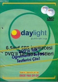 Daylight 6. Sınıf İngilizce DVDli Tarama Testleri