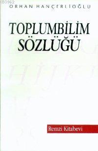Toplumbilim Sözlüğü
