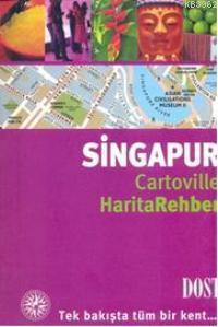 Singapur; Harita Rehber