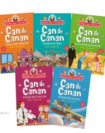 Can ile Canan ve Mehmet Akif (Set)