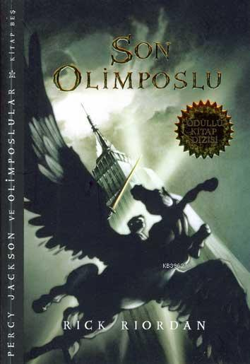 Son Olimposlu; Percy Jackson ve Olimposlular - 5