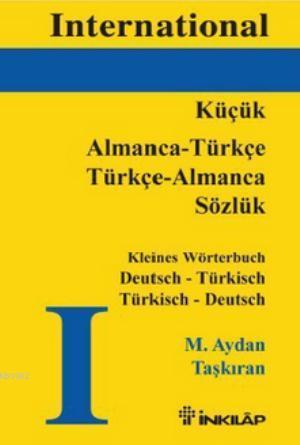 Almanca - Türkçe Türkçe Almanca (Küçük)