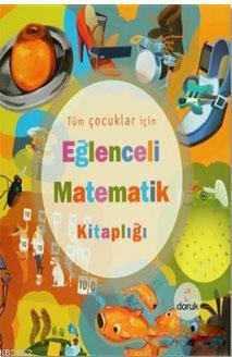 Eğlenceli Matematik Masalları Seti (8 Kitap Takım); Kutulu