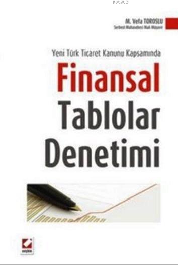 Finansal Tablolar Denetimi