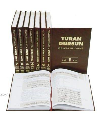 Kur'an Ansiklopedisi (Ciltli, 8 Cilt Takım)