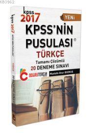 2017 KPSS nin Pusulası Türkçe Tamamı Çözümlü 20 Deneme