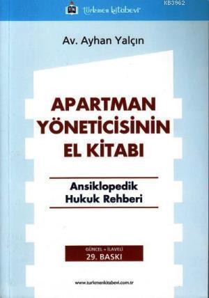 Apartman Yöneticisinin El Kitabı