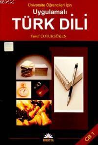 Uygulamalı Türk Dili 1 Cilt