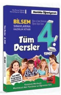 4. Sınıf Tüm Dersler Bilsem Sınavlarına Hazırlık Kitabı