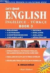 Let´s Speak English / İngilizce - Türkçe Book 3