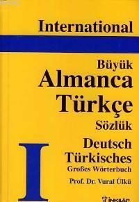 Büyük Almanca - Türkçe Sözlük