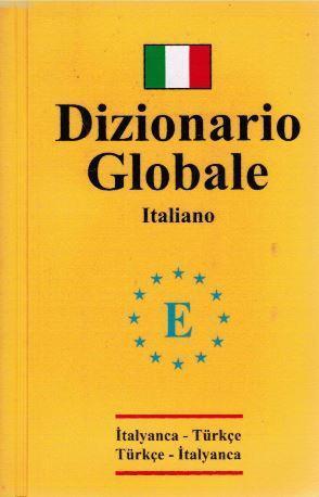 İtalyanca - Türkçe  ve Türkçe İtalyanca Global  sözlük PVC; Engin  Global PVC kapak sözlük