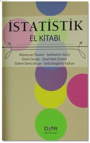 İstatistik El Kitabı