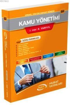 2. Sınıf Kamu Yönetimi Soru Bankası (Kod 5441)