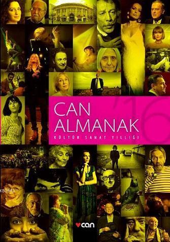 Can Almanak 2016; Kültür Sanat Yıllığı
