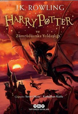 Harry Potter ve Zümrüdüanka Yoldaşlığı (5. Kitap)