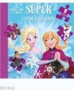 Karlar Ülkesi - Süper Yapboz Kitabım