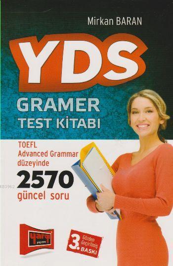 YDS Gramer Test Kitabı