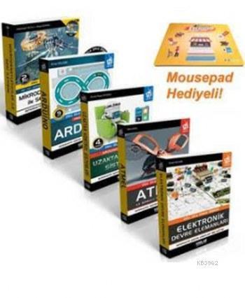 Elektronik Eğitim Seti 4 (5 Kitap)