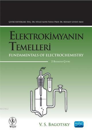 Elektrokimyanın Temelleri - Fundamentals Of Electrochemistry