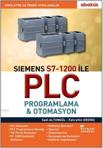 Siemens S7-1200 ile PLC Programlama - Otomasyon