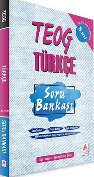 TEOG 8.Sınıf Türkçe Soru Bankası