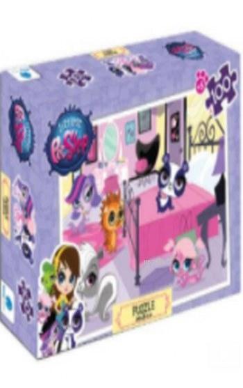Littlest Pet Shop 100 Parça