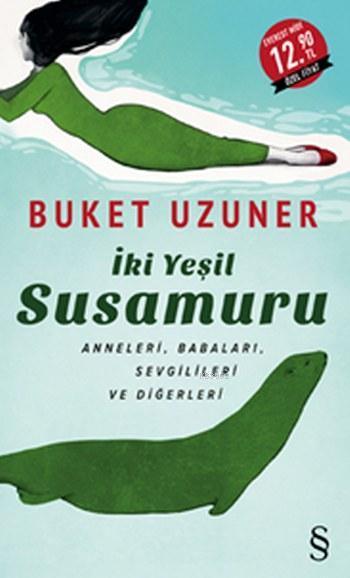 İki Yeşil Su Samuru (Midi Boy)