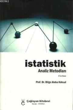 İstatistik; Analiz Metodları