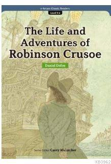 The Life and Adventures of Robinson Crusoe (eCR  Level 9)