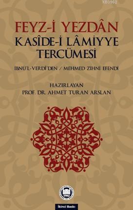 Feyz-i Yezdan Kaside-i Lamiyye Tercümesi