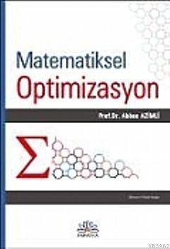 Matematiksel Optimizasyon