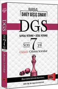 DGS Son 7 Yıl Çıkmış Sorular