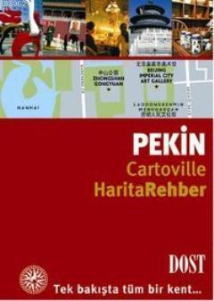 Pekin: Harita Rehberler; Cartoville Harita Rehber