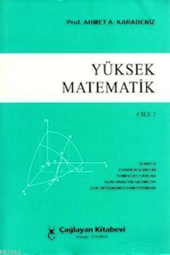 Yüksek Matematik - Cilt 2
