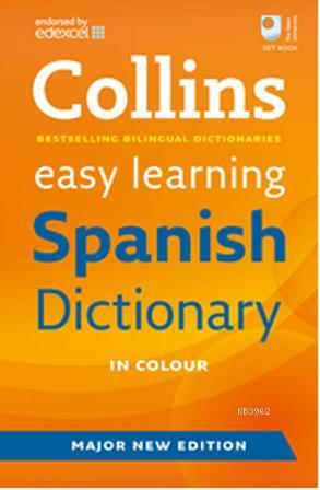 Collins Easy Learning Spanish Dictionary (New)