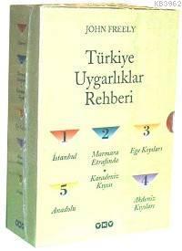Türkiye Uygarlıklar Rehberi (5 Cilt, Takım)