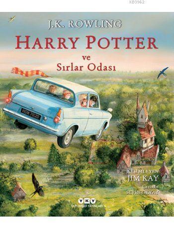 Harry Potter ve Sırlar Odası -2 (Resimli Özel Baskı, Ciltli, 9+ Yaş)