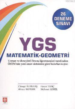 Ekin YGS Matematik-Geometri (26 Deneme Sınavı)