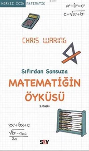 Matematiğin Öyküsü; Sıfırdan Sonsuza
