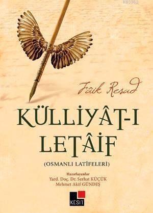 Külliyat-ı  Letaif; (Osmanlı Latifeleri)