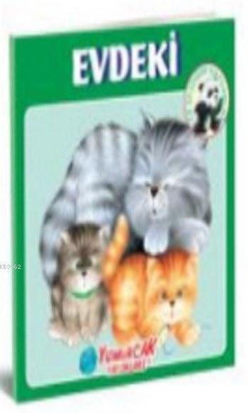 Evdeki En Sevdiğim Hayvanlar Kitapları