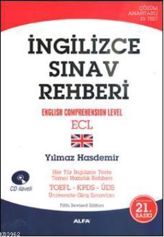 İngilizce Sınav Rehberi; Examine Yourself Through Tests