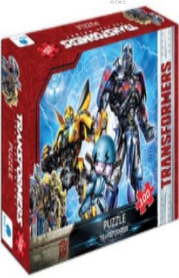 Transformers 2 100 Parça Puzzle