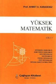Yüksek Matematik - Cilt 3